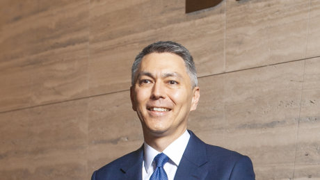 Mike Henry will be BHP's new chief executive.