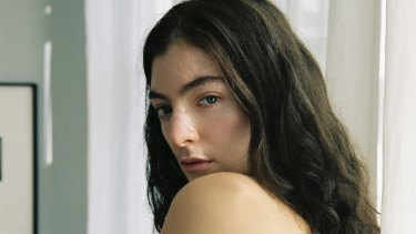 Third time around, Lorde offers softly jangling riffs, sun-kissed melodies and earthy lyrics.