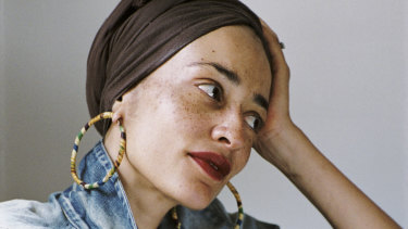 Zadie Smith: ''There's no such thing as 'your story'.''