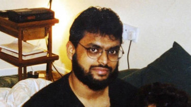 Guantanamo Bay detainee Moazzam Begg.