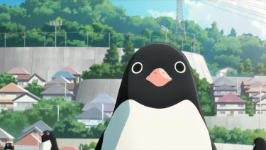 Penguin Highway.