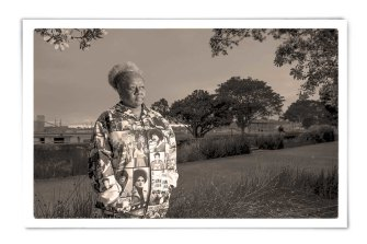 "Waskam Emelda Davis: ""Slavery is slavery."""