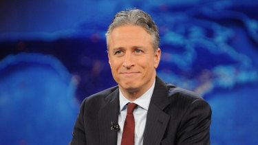 Jon Stewart wrapped up an 11-season run as host of The Daily Show in 2015.