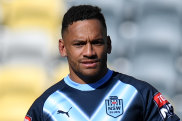 Apisai Koroisau might have blown his chance to play for the Blues again.