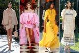 New York Fashion Week's top trends.