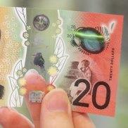 Reverend John Flynn remains on the new $20 note.