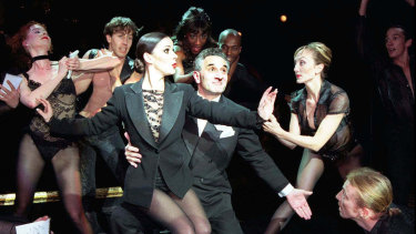 Ruthie Henshall has starred in productions of Chicago The Musical in London and on Broadway.