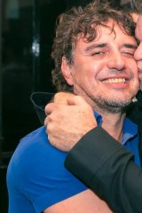 Spiros Boursinos.