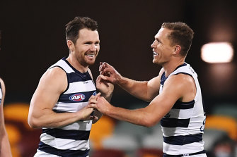 Patrick Dangerfield could be shifted to forward, following the Leigh Matthews model.