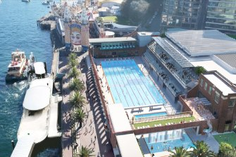 Revised designs for the redevelopment of North Sydney Olympic Pool were approved, with some conditions, in July.