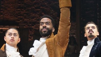What it's like in the room where it happens: the Hamilton phenomenon