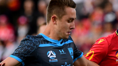 Zullo injury blow opens door for Sydney FC's left-back prince King
