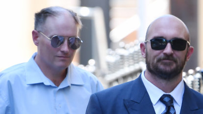 Sons acquitted of NSW mum's manslaughter