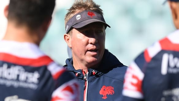 The day Trent Robinson told nervous Roosters board to stick with him