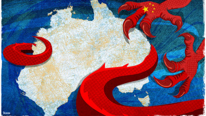 Unmistakable threat: China gives up the charade on trade dispute with Australia