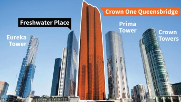 Crown asks state for more time to build nation's tallest skyscraper