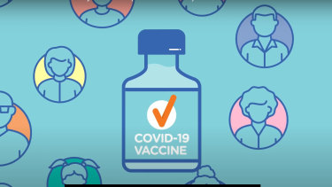 Australia's fact-based COVID vaccination ad has faced criticism.