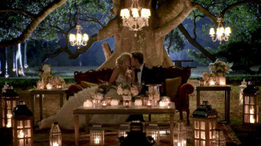 """Ali's date with Todd was straight out of a fairy tale - and came complete with an """"I love you""""."""