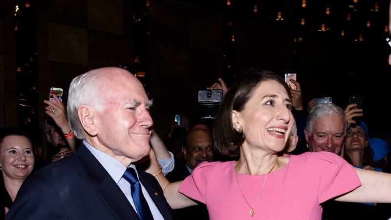 All Hail Gladys: How the Liberal Party won NSW
