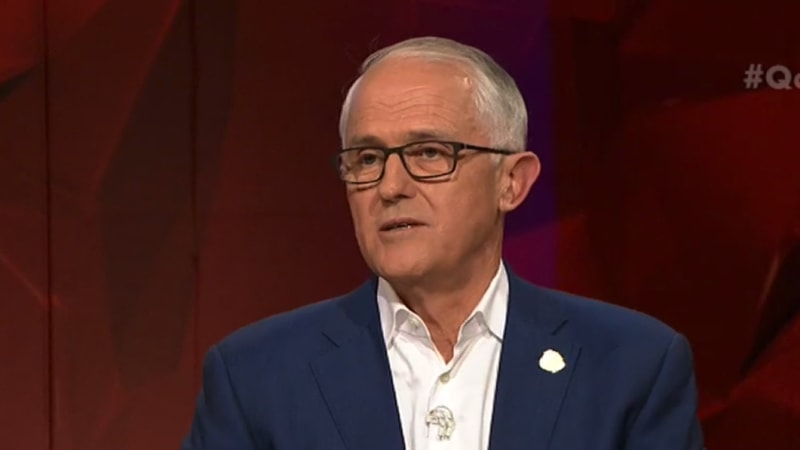 'Blew up the government': Malcolm Turnbull challenges plotters in defence of his government