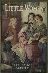 Louisa May Alcott's Little Women was published in two volumes in 1868 and 1869.