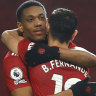United equal biggest EPL win with nine-goal Southampton demolition