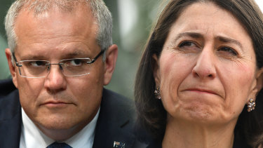 Premier Gladys Berejiklian is expected to challenge Prime Minister Scott Morrison's approach to population growth at the COAG meeting in Adelaide on Wednesday.