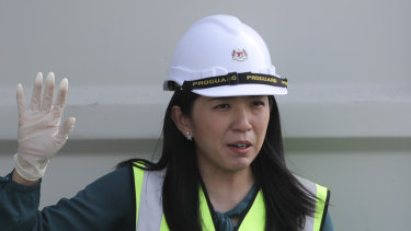 Malaysian Environment Minister Yeo Bee Yin has led a campaign to stop her country becoming a dumping ground for rich nations.
