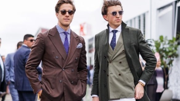 The menswear trends to know for spring racing