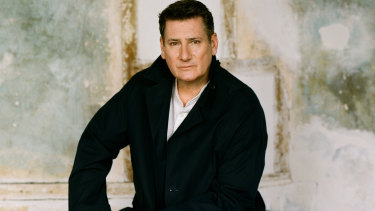 "Tony Hadley: ""I never thought I'd have kids later in life, but it has been an amazing experience. """