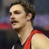 Staying put: Joe Daniher's trade request was denied.