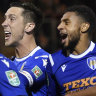 Fourth-tier Colchester knock Spurs out of English League Cup