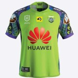 The Raiders' Indigenous round jersey.