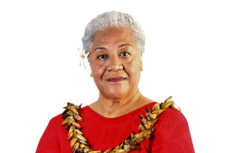 Fiame Naomi Mata'afa, a former government minister and leader of a breakaway party, was set to be confirmed as Samoa's first female leader, but has been blocked from entering parliament.