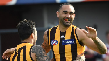 Burgoyne shuns Suns to re-sign with Hawthorn