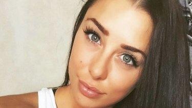 Melina Roberge was jailed on Wednesday.