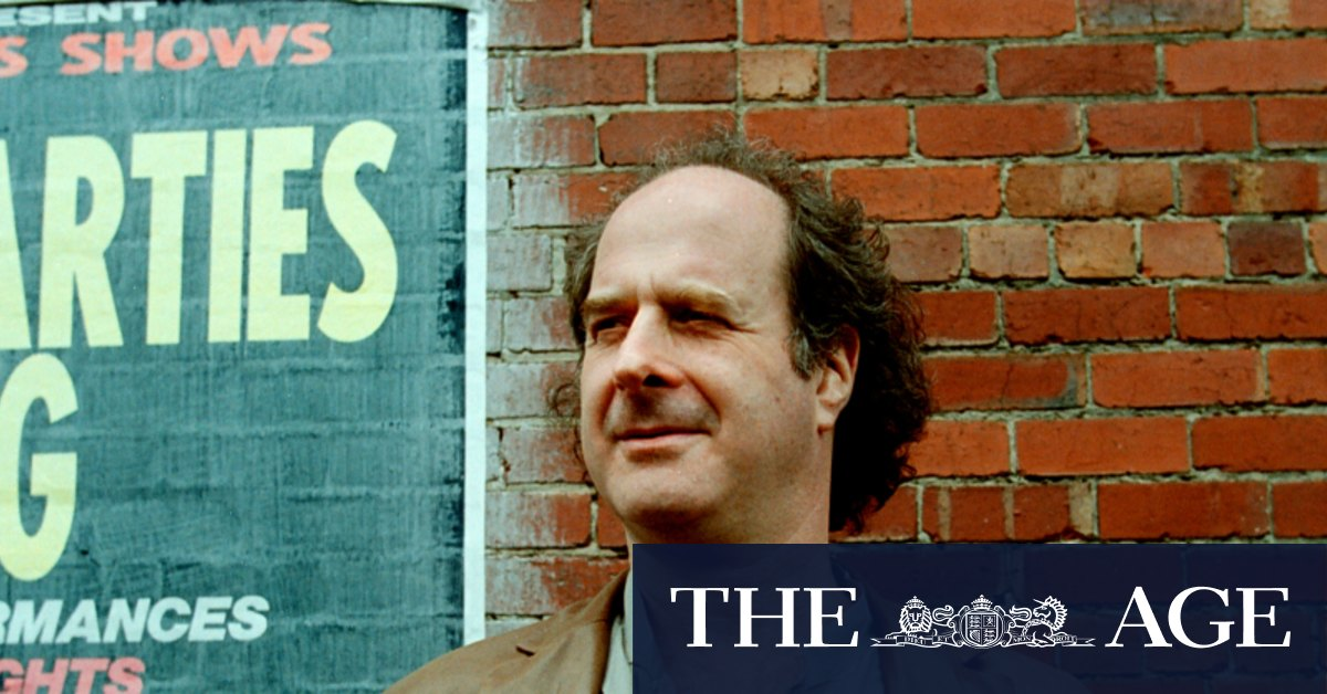 'He changed your city': Rubens pop up gig pays tribute to Gudinski