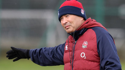'I value diversity and my team is reflective of that': Eddie Jones