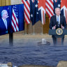 Morrison's China 'strategy' makes us less, not more, secure