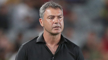 No issues: Phoenix coach Mark Rudan and Markus Babbel have made their peace after an earlier clash.