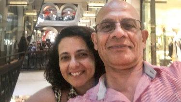 Mourad Kerollos is accused of murdering his wife Gigi in 2019.