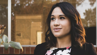 Stephanie Murray could make a living impersonating Meghan Markle, according to a UK talent agent.