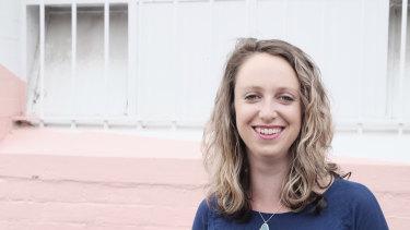 Clickability co-founder Aviva Beecher Kelk.