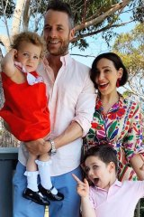 Hamish Blake and Zoe Foster Blake are moving to Sydney.