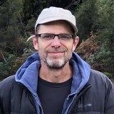 Dr Matthew Webb, a swift parrot expert at Australian National University.