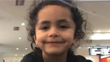 Four-year-old Alen Daraghmih was shot during the Christchurch terror attacks in March 2019.
