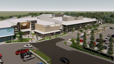 The planned six cinemas are part of a transformation project for DFO Jindalee by the site's new owners.