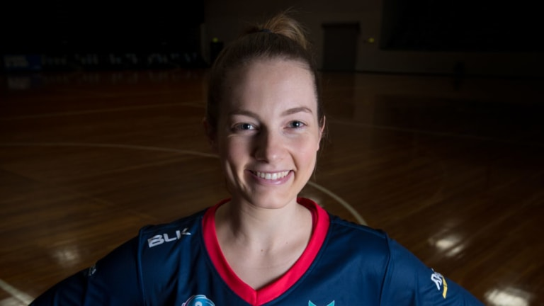 Alice Teague-Neeld has previously signed with the Melbourne Vixens and Collingwood Magpies. She will be moving to Perth with her partner.