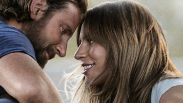 No Oscar for Bradley Cooper or his movie A Star is Born. Seems only fair.