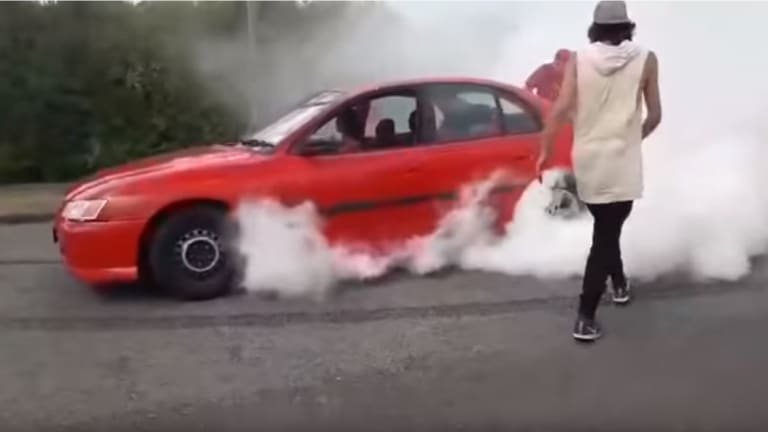 Juanita Hickey, the mother of two boys killed in a fatal crash in Christchurch, posted a burnout tribute video.
